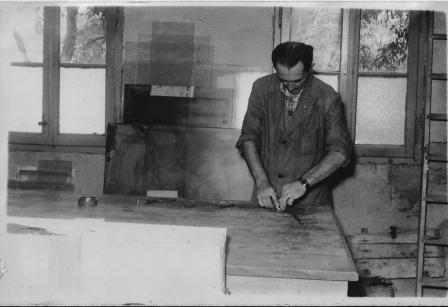 fondatore della vetraria Gelfi