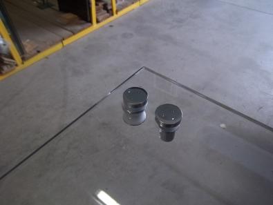 scorrevole box doccia in vetro
