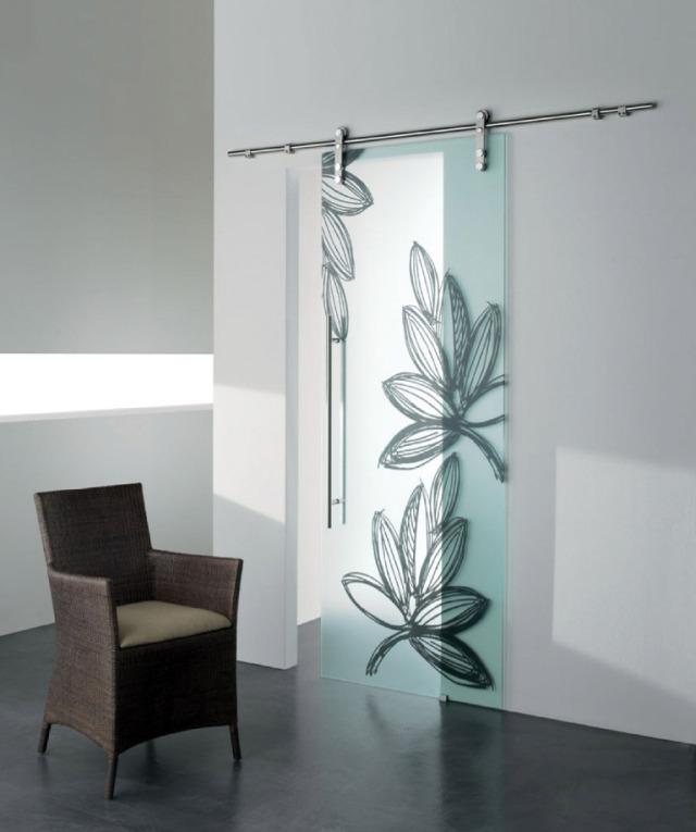 porte vetro scorrevoli e battente – vetraria Gelfi Bergamo