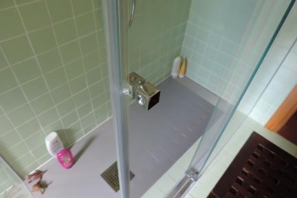 da vasca a box doccia in vetro