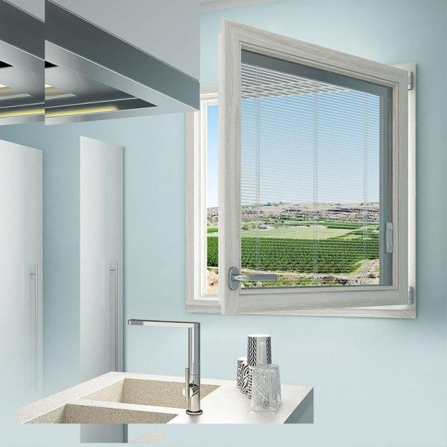 Finestre con veneziane interne finestre e persiane prezzi - Ikea zanzariere per finestre ...