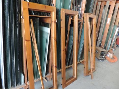 vetri doppi su serramenti vecchi