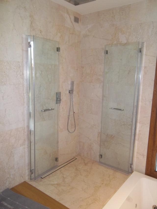 Cabina doccia pieghevole vetraria gelfi bergamo - Cabine doccia a soffietto ...
