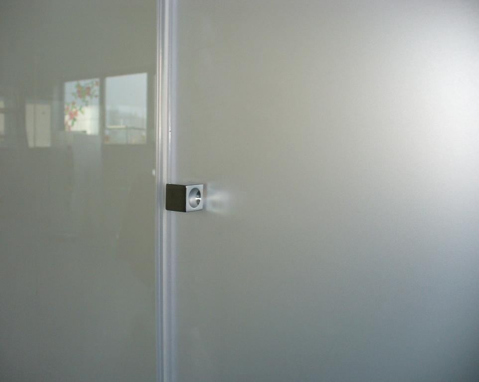 maniglia cabina doccia in ottone cromato