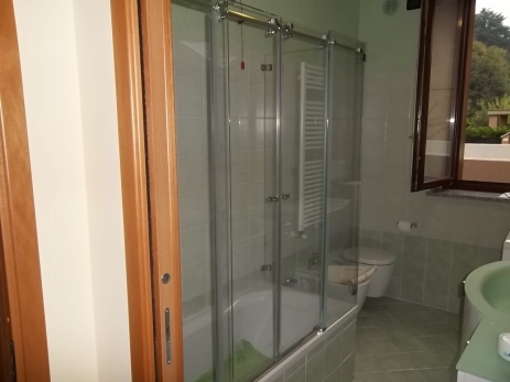 box doccia in vetro sopravasca in vetro