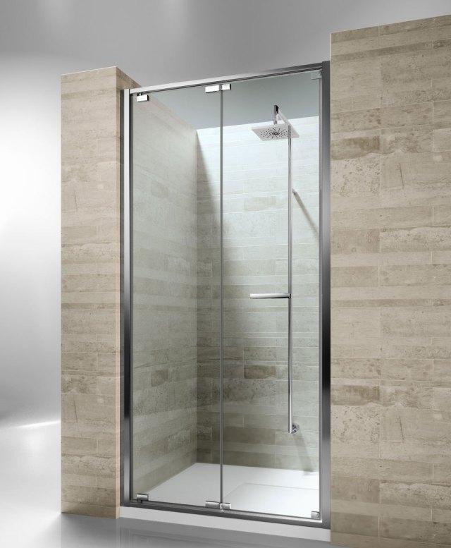 Cabina doccia pieghevole vetraria gelfi bergamo - Porta a soffietto per doccia ...