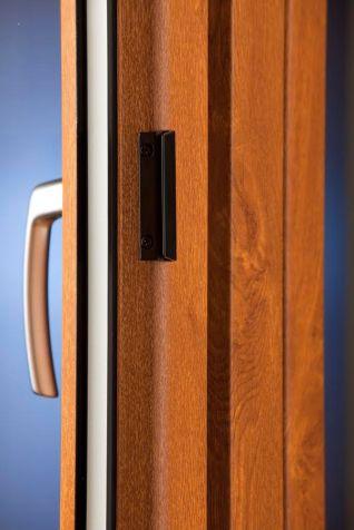 PVC-maniglietta esterna
