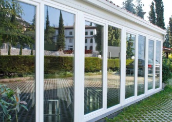 pvc composito con fibra di vetro