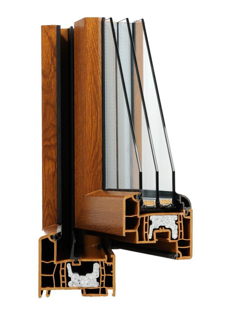 pvc con fibra di vetro
