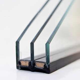 PVC-vetro triplo con gas