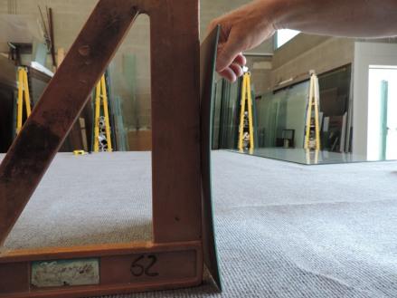 specchio ingranditore concavo