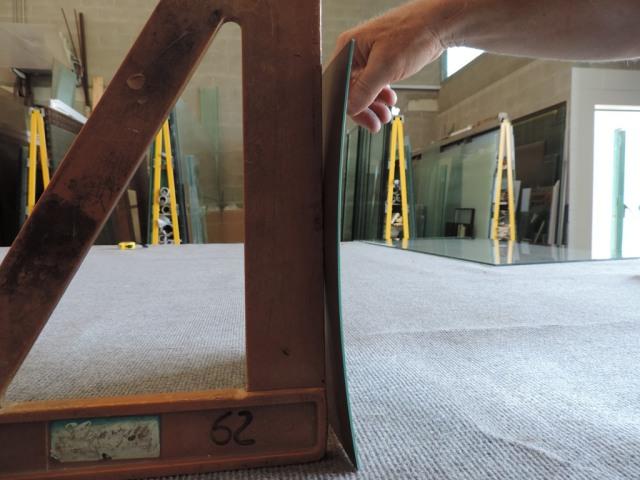 Specchio da bagno vetraria gelfi bergamo - Specchio ingranditore bagno ...