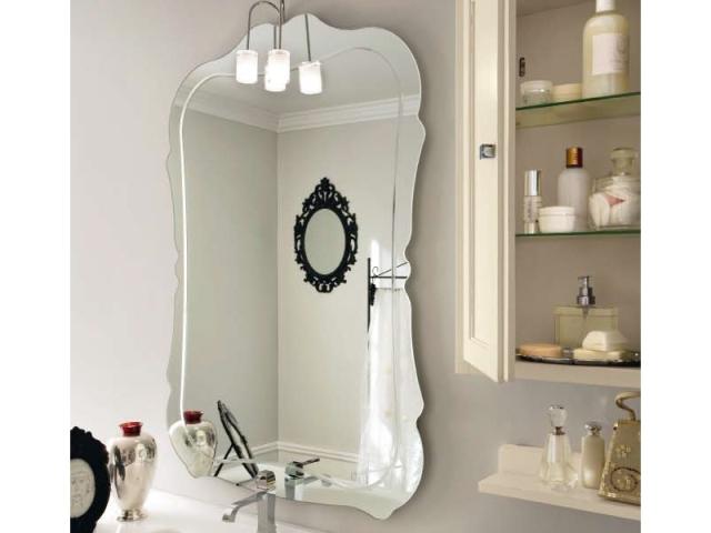 Specchio da bagno vetraria gelfi bergamo - Specchio per il bagno ...