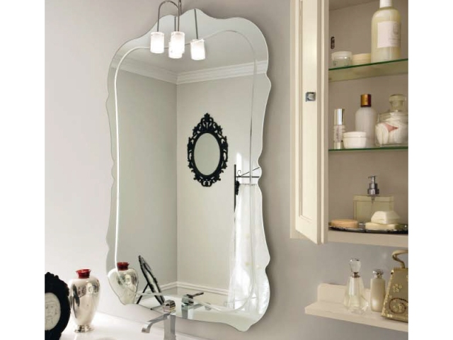 Specchio Da Bagno Vetraria Gelfi Bergamo