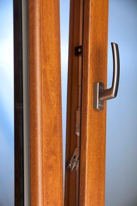 PVC-maniglia di sicurezza sekustic con antaribalta
