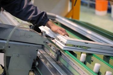 PVC-posa della ferramenta perimetrale