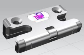 PVC-meccanismo antigravità per l'anta chiusa