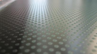 vetro modello pixel con bugne in rilievo