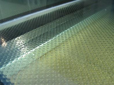 vetro pixel antiscivolo per bocca di lupo